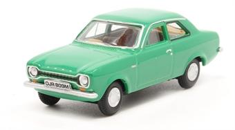 76FE001 Ford Escort Mk1 Modena Green