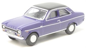76FE002 Ford Escort Mk1 Purple Velvet
