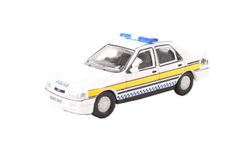 76FS002 Ford Sierra Sapphire Nottinghamshire Police