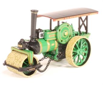 "76FSR005 Fowler Steam Roller No.18873 ""City of Truro"""