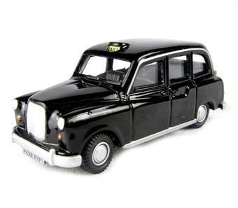 76FX4001 FX4 London Taxi in black