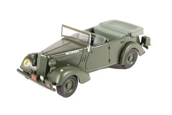 76HST002 Humber Snipe Tourer Victory Car General Montgomery