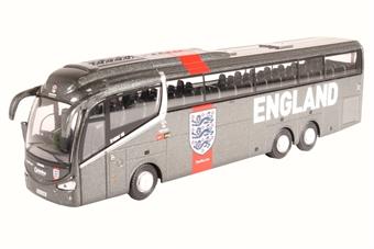 76IR6005 Irizar i6 - Guideline / Official England Football Team Coach - Collector's Edition