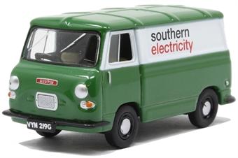 76J4003 Austin J4 Van Southern Electricity