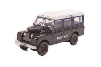 76LAN2015 Land Rover Series II Station Wagon Royal Navy