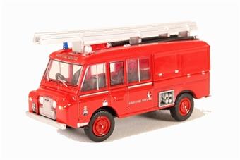 76LRC004 Land Rover FT6 Carmichael Army Fire Service