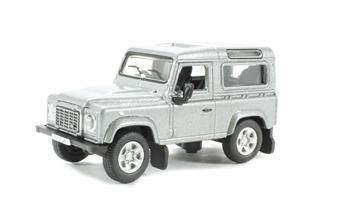 76LRDF003 Land Rover Defender 90 Station Wagon Orkney Grey