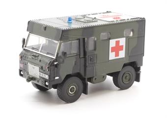 76LRFCA004 Land Rover FC Ambulance BAOR (British Army of the Rhine) 1990