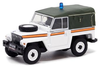 76LRL010 Land Rover Lightweight RAF Police Akrotiri