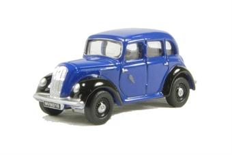 "76MES001 Morris Eight E Series Saloon ""Blue"""