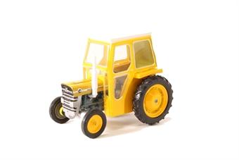 76MF002 Massey Ferguson tractor - Yellow