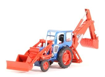 76ML1001 JCB Major Loader Mk1 Excavator JCB