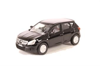 76NQ002 Nissan Qashqai Black