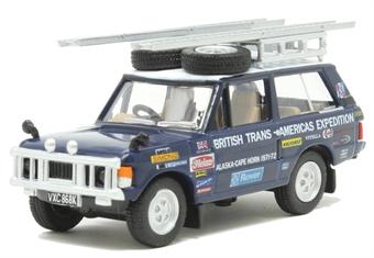 76RCL002 Range Rover Classic Darien Gap