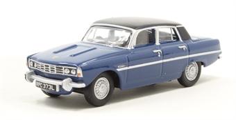 76RP006 Rover P6 Corsica Blue