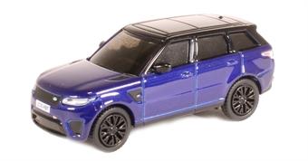 76RRS001 Range Rover Sport SVR Setoril Blue