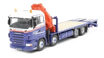 76SCL004 Scania Crane Lorry Galt Transport