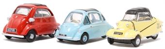 76SET62 3 Piece Set Bubble Car