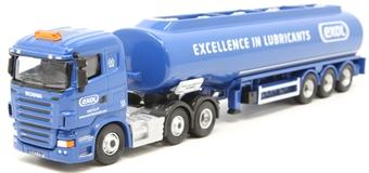 76SHL04TK Scania Highline Tanker Exol