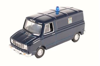 76SHP003 Leyland Sherpa Van - Metropolitan Police