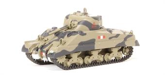 76SM002 Sherman Mk3 Tank - Royal Scots Greys, Italy 1943