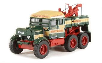 "76SP003 Pioneer Recovery Tractor ""Traylens Funfair"""