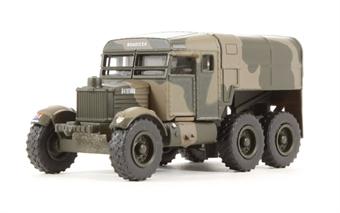 """76SP004 Pioneer Artillery Tractor """"Royal Artillery 1st Army"""""""