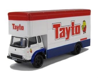 "76SP032 Bedford TK ""Mr Tayto"""