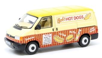 """76T4007 VW T4 van """"Bobs Hot Dogs"""""""