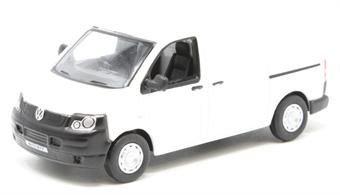 76T5V002 VW T5 Van White