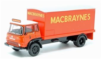 76TK016 Bedford TK Box Van Macbraynes
