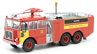 "76TN005 Thornycroft Nubian ""Duxford Airport Fire Services"""