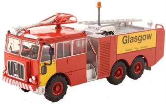 "76TN006 Thornycroft Nubian ""Glasgow Airport Fire Services"""