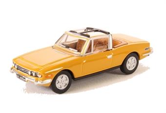 76TS001 Triumph Stag Saffron