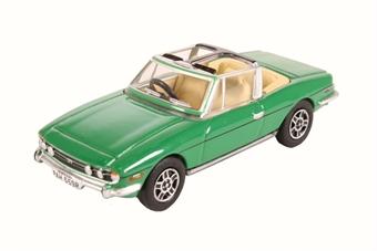 76TS002 Triumph Stag Java Green