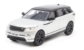 76VEL003 Range Rover Velar SE Silicon Silver