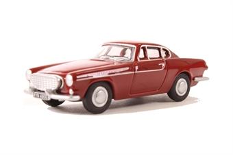 76VP001 Volvo P1800 Red