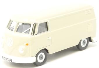 76VWS004 VW T1 Van Light Grey