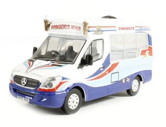 76WM002 Mercedes Ice Cream Dimachios Whitby Mondial