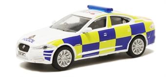 76XF008 Jaguar XF Surrey Police