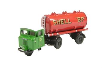 "76MH012 Mechanical Horse Tank Trailer ""Shell-Mex & BP Ltd"""