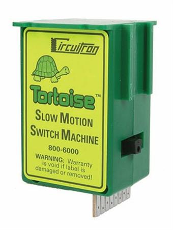 800-6012 Tortoise slow-action point motor x 12