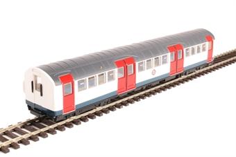 "80702 1959 Tube Stock trailer car - London Underground ""Northern Line"" - non-motorised dummy"