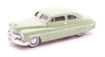 87ME49008 Mercury Coupe 1949 Calcutta Green