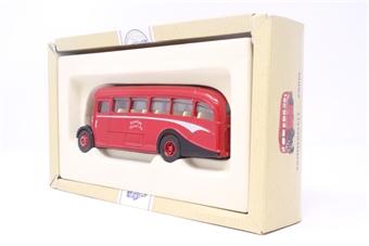 97191-PO10 AEC Regal 'Rosslyn Motors' - Pre-owned - Fair box
