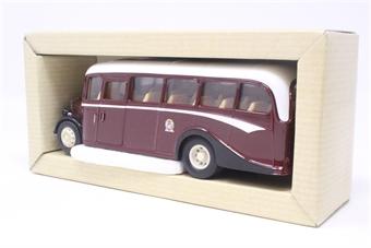98164-PO06 Bedford OB 'Edinburgh' - Pre-owned - Good box