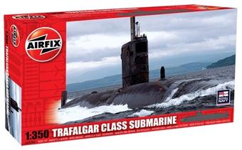 A03260 Trafalgar Class Submarine with Royal Navy marking transfers