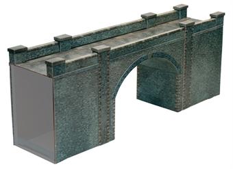 A15 Blue Brick Bridge/Tunnel Entrance - Card Kit