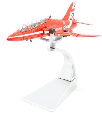 AA36015 British Aerospace Hawk T1 XX245, Royal Air Force Aerobatic Team 'The Red Arrows' RAF Scampton, 2018 – RAF 100