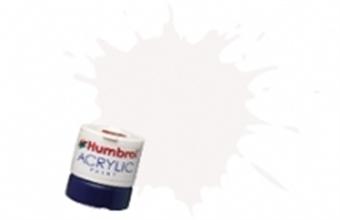 AB0022 No.22 White - Gloss -12ml Acrylic